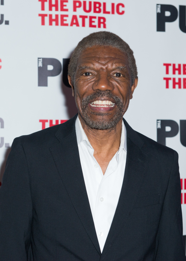 <p>Vondie Curtis Hall takes on the role of Joe Roy.</p><br />(© Allison Stock)