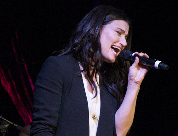 <p>Watch Idina Menzel belt her face off in <em>If/Then</em> at the Richard Rodgers Theatre beginning March 5.</p><br />(© David Gordon)