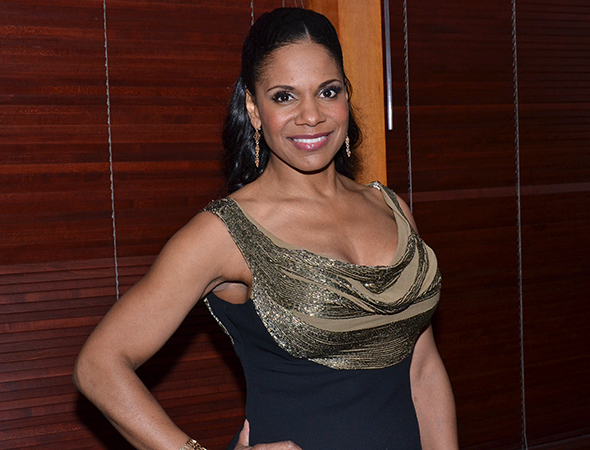 <p>Welcome back to Broadway, Audra!</p><br />(© David Gordon)