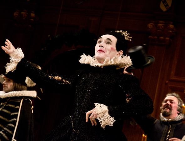 <p>Welcome back to Broadway, Mr. Rylance!</p><br />(© David Gordon)