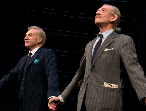 <p>Welcome back to Broadway, Sirs!</p><br />(© David Gordon)