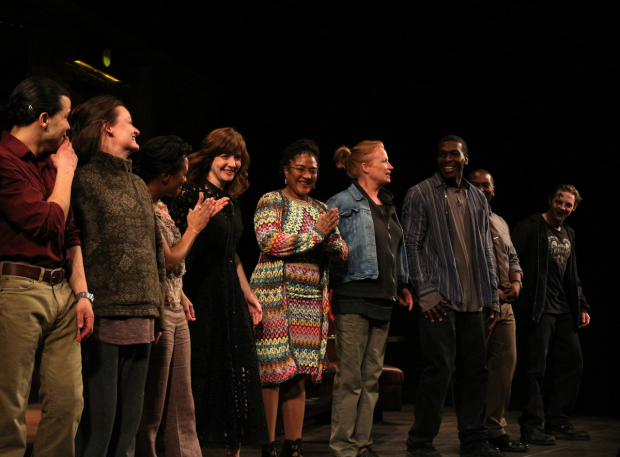 <p>Welcome to Broadway, Lynn Nottage!</p><br />(© David Gordon)