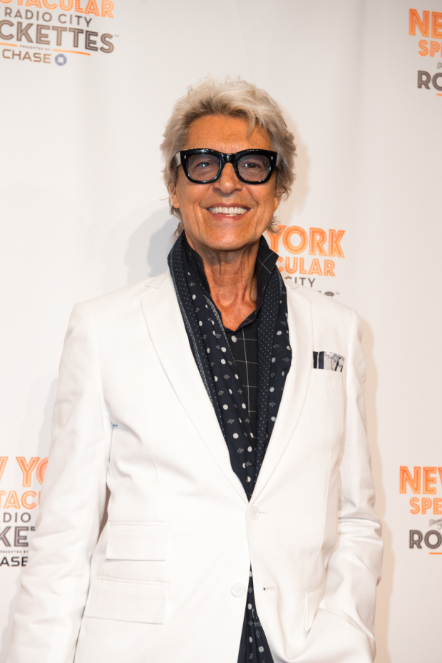 <p>Welcome to Radio City, Tommy Tune!</p><br />(© Allison Stock)