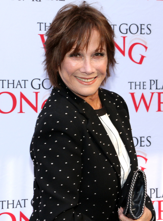 <p>What would an opening night be without Broadway legend Michele Lee?</p><br />(© David Gordon)