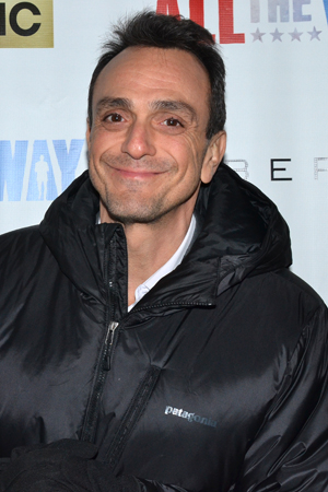 <p>When will <em>The Simpsons</em> and <em>Spamalot</em> star Hank Azaria return to Broadway?</p><br />(© David Gordon)