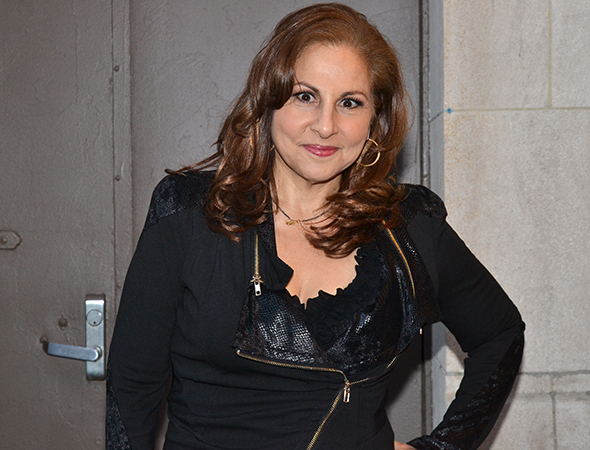 <p>When will we see Kathy Najimy return to Broadway?</p><br />(© David Gordon)