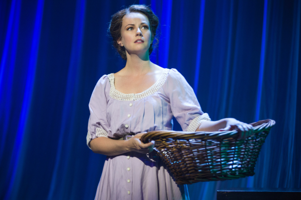<p>Whitney Bashor plays Nora in Jonathan Brielle&#39&#x3B;s new musical.</p><br />(© Matt Murphy)