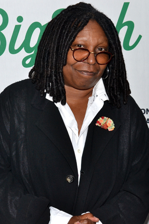 <p>Whoopi Goldberg is ready for a Broadway show.</p><br />(© David Gordon)