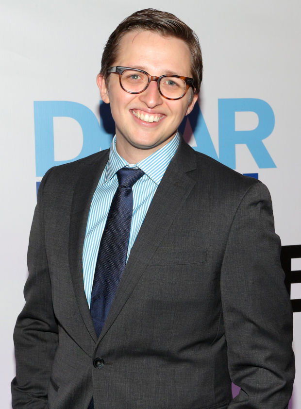 <p>Will Roland completes the cast as Jared Kleinman.</p><br />(© David Gordon)