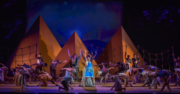 <p>Williams reprises her Broadway performance in the title role.</p><br />(courtesy of The Muny)