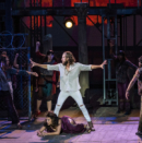 Photo Flash: First Look at Constantine Maroulis and Ciara Renée in Jesus Christ Superstar