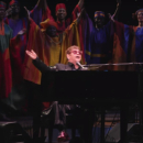 Video Flash: Watch Elton John s Surprise Appearance at The Lion King s 20th Anniversary