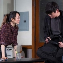 Photo Flash: First Look at Julia Cho s Office Hour