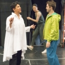 Photo Flash: In Rehearsals With Annaleigh Ashford, Phylicia Rashad, and Cast of  A Midsummer Night s Dream