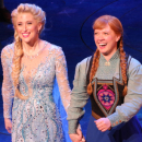 Photo Flash: Disney s Frozen Melts Our Hearts on Opening Night