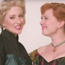 Video Flash: Caissie Levy and Patti Murin on the Sisterly Bond of Frozen