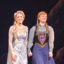 Photo Flash: Caissie Levy and Patti Murin Take First Bows in Broadway s Frozen