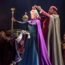 Video Flash: Cast Members of Frozen Celebrate the Musical s Pre-Broadway Opening Night