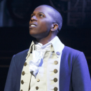 Theater News: Leslie Odom Jr. Wins Best Actor Tony for Playing Hamilton's Aaron Burr