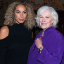 Photo Flash: Betty Buckley Meets New Cats Stars Leona Lewis and Mamie Parris
