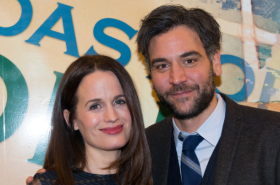 Josh Radnor, Elizabeth Reaser Open in Richard Greenberg's The Babylon Line