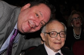 James M. Nederlander Sr., Chairman of the Nederlander Organization, Has Died