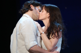 Flashback Friday: Kelli O'Hara and Steven Pasquale Duet a Valentine-Worthy Show Tune