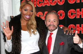 NeNe Leakes Celebrates Her Broadway Return in Chicago