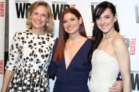 Debra Messing and Ann Sarnoff Honored at Women's Project Gala