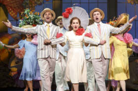 Bryce Pinkham, Corbin Bleu, and Holiday Inn Cast Perform Songs of Irving Berlin