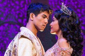 Music Theatre International Licenses Updated Version of Aladdin Jr.