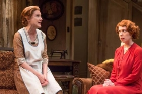 Annette O'Toole and Cast of The Show-Off Debut New Production Photos