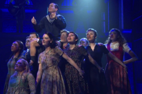 Spring Awakening Performs on Late Night With Seth Meyers