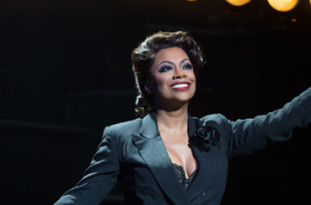 "See Kandi Burruss as Chicago's Matron ""Mama"" Morton"
