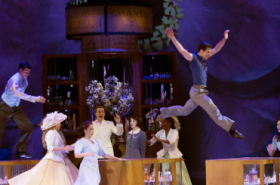 Robert Fairchild to Depart An American in Paris
