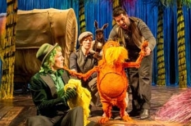 The Lorax and More on Tap for San Diego's Old Globe Next Summer