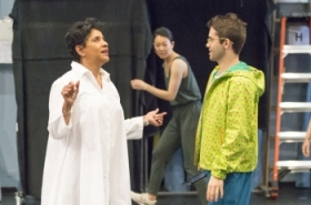 In Rehearsals With Annaleigh Ashford, Phylicia Rashad, and Cast of  A Midsummer Nights Dream