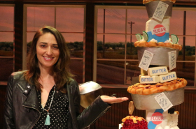 Sara Bareilles and Waitress Cast Celebrate First Anniversary on Broadway