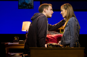Dear Evan Hansen Opens on Broadway