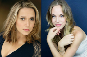 Wicked Tour Casts Jessica Vosk and Kristen Martin as Onstage Siblings