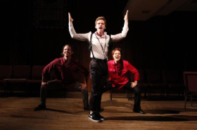 Marshall Pailet and A.D. Penedo's Baghdaddy Will Return Off-Broadway