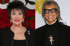 Chita Rivera and Tommy Tune Announce Joint Concert Tour