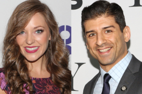 Laura Osnes and Tony Yazbeck Lead One-Night Crazy for You