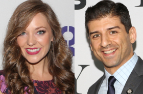 Crazy for You, Starring Laura Osnes, Tony Yazbeck, and Rachel Bloom, Announces Full Cast