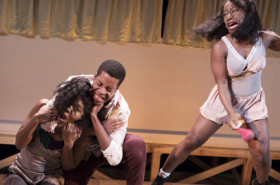 Soho Rep. Adds Second Extension for Is God Is