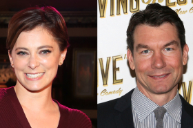 Rachel Bloom and Jerry O'Connell Join Upcoming Crazy for You