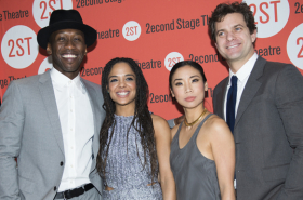 Joshua Jackson and More Celebrate Opening of Smart People