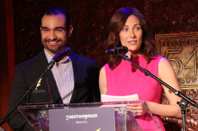 Laura Benanti and Javier Muñoz Announce 2017 Drama Desk Award Nominations