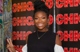 Brandy Meets the Press Ahead of Return to Chicago