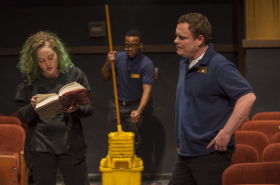 Annie Baker's The Flick Comes to Steppenwolf Theatre